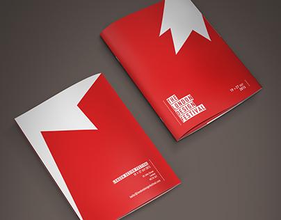 [Brochure A5] The London Design Festival 2015