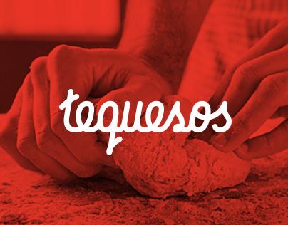 Tequesos - Branding