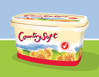 Package design - CountrySoft
