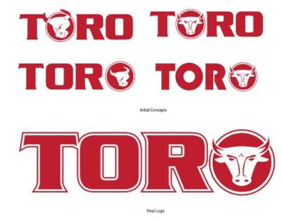 Logo design Toro