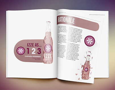 IZZE Campaign Assignment