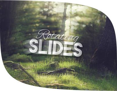 Rotating Slides