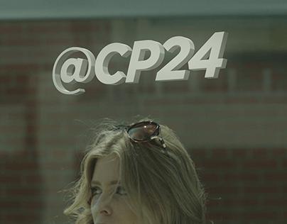 CTV / CP24 / BNN - Various Promo Work