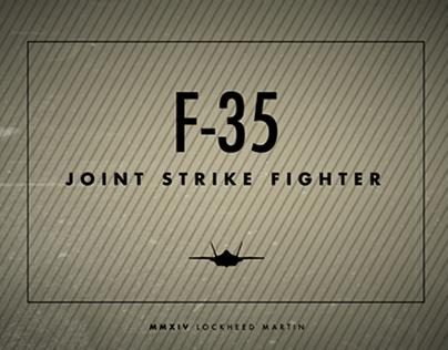 1940's F-35 Joint Strike Fighter PSA