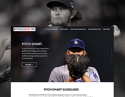 MLB Pitch Smart