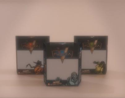 Fuerza V - Product endorsement