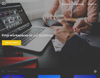 Workspaces Concept Shot