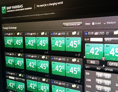 BNP Paribas FX Trading