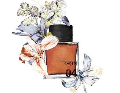 Perfume Pentaptych