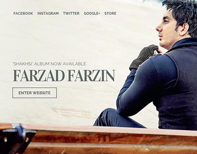 Farzad Farzin | Singer & Composer