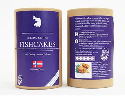 Star pack Awards | Norwegian Fishcakes Packaging