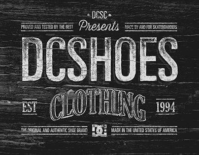 DC Shoes T-Shirt Graphics