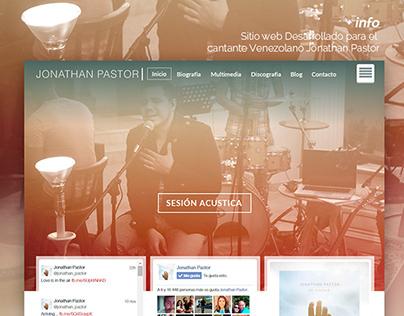 Jonathan Pastor | Web.