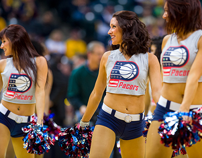 NBA Action: Pacers vs. Jazz