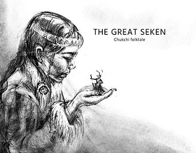 THE GREAT SEKEN Chukchi folktale