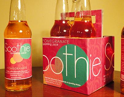 Soothie: Sparkling Juice