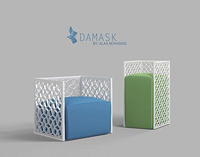 DAMASK, Furniture Line Concept