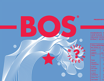 BOS Ice Tea Design-a-can