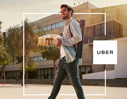 A un Uber de distancia