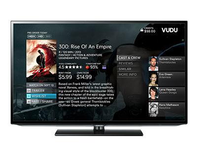 VUDU. Next Gen TV Redesign