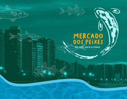 Mercado dos Peixes: Do mar para mesa