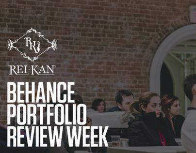 REIKAN@Behance Portfolio Reviews Montreal Fall 2014