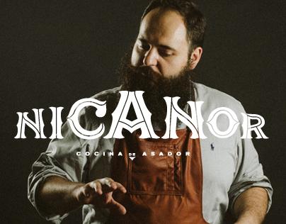 Nicanor ® Cocina de Asador