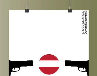 Bireysel Silahsızlanma / Poster