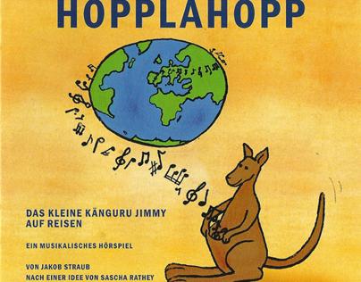Hopplahopp - Das kleine Känguru Jimmy auf Reisen