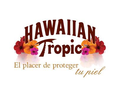 Awareness Campaing for Hawaiian Tropic