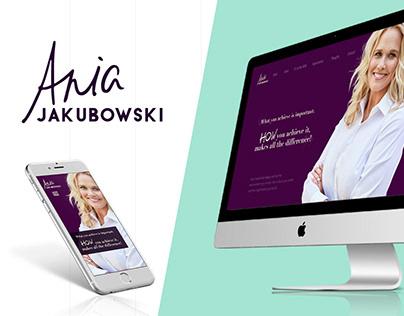 Ania Jakubowski - personal branding