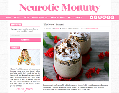 Neurotic Mommy | Official Website