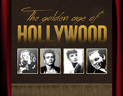 The golden age of Hollywood