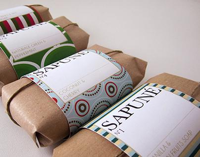 Packaging // SAPUNÉ // Soap