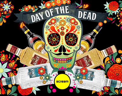 Day of the Dead - Olmeca