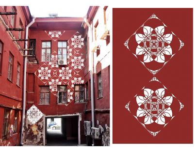 Linear conception (street art)