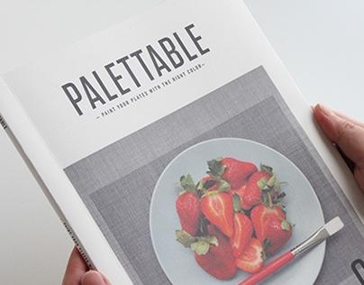 Palettable Magazine