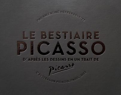Le Bestiaire Picasso