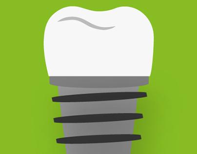 Dental Services & Treatments // Illustrations