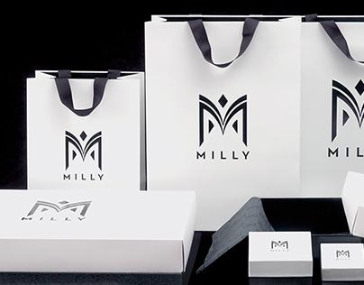 Milly, Identity System