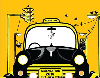 NIFT Orientation Kit 2014