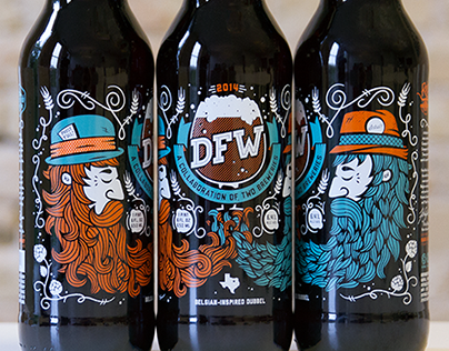DFW: A Collaboration of Two Breweries