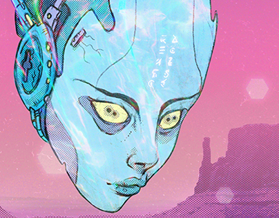 前触れ // WATCHER01 Animation