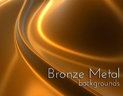 Bronze Metal Motion Background