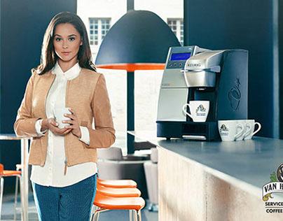 Van Houtte | Coffee Services