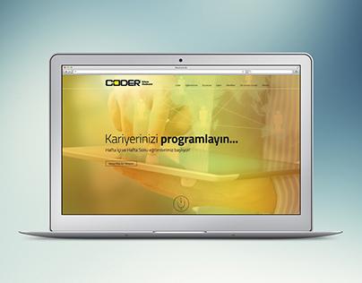 Coder Academy Web Design