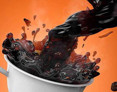 COFFEE KING / CGI