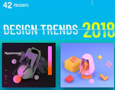 Logo Design Trends 2019 on Behance