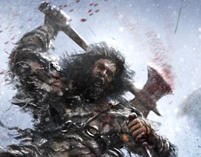 Game of Thrones Ascent Wildling Raider