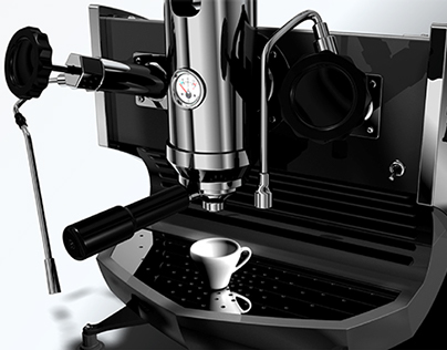 Espresso machine design
